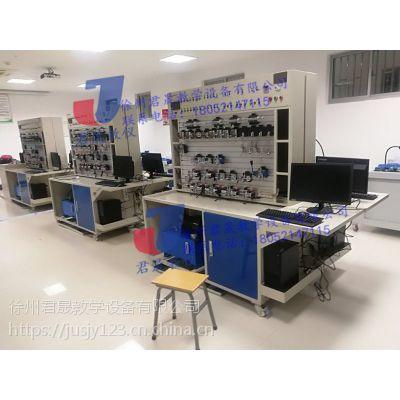 君晟JS-TY2型热销款双面透明液压传动实验台