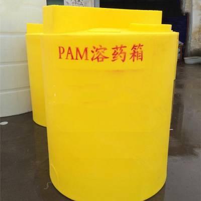 荆州2吨塑料搅拌桶、聚乙烯加药箱化工药剂桶哪里有卖