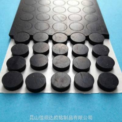 0.2-5毫米厚度硅胶垫冲型