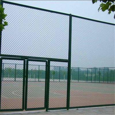 固阳县篮球场绳围网-篮球场围栏价格-室内篮球场地围网
