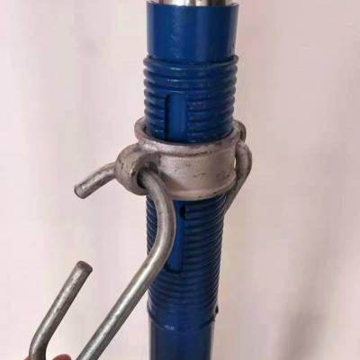 承德承重钢支撑 镀锌焊管可调钢支撑批发