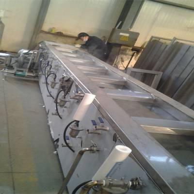 三门峡通过式全自动超声波清洗机-亚世特工业设备