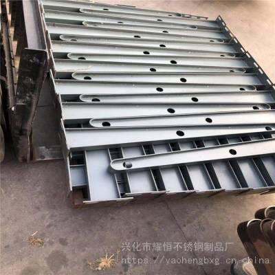碳钢雨棚钢架 H型白色喷漆钢架_耀恒雨棚钢架生产厂家