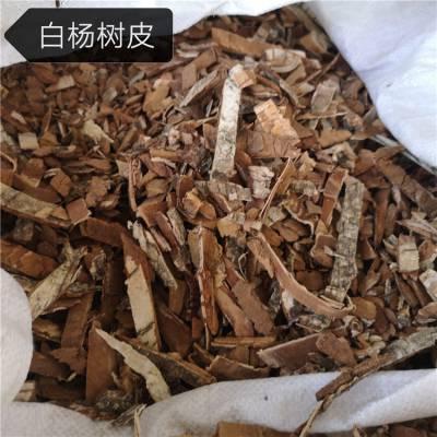 白杨树皮价格多少一公斤 白杨树皮批发