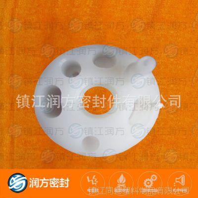 自润滑超高分子量聚乙烯轮 UPE轴套加工 UHMWPE垫块 链条导轨