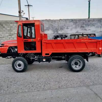 小型多功能农用拖拉机 全新四轮单缸双缸拖拉机 果园柴油四轮车