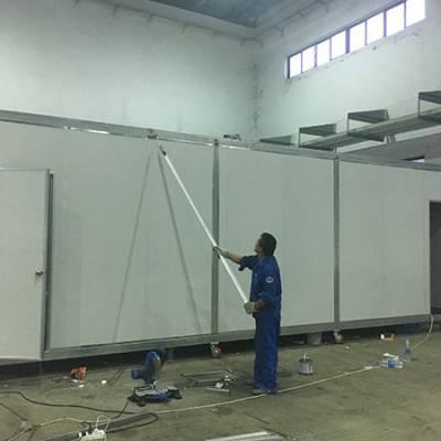 彩钢集装箱活动板房加工-东茂钢构工程-武胜集装箱活动板房加工