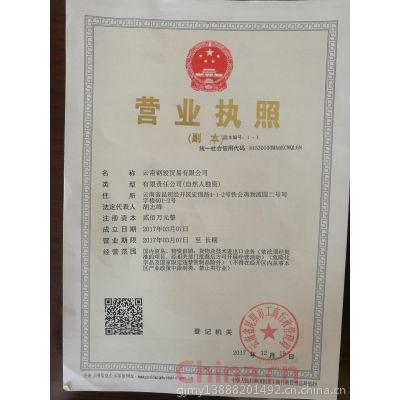 云南钢骏贸易有限公司