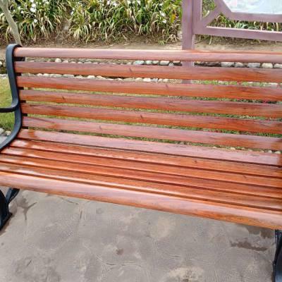 可长时间使用的公园户外休闲椅凳