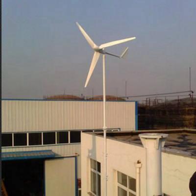 韶关市环保耐用2000瓦 三相交流风力发电机家用小型发电系统