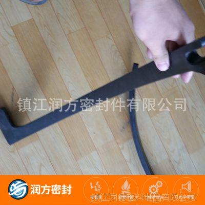 聚四氟乙烯PTFE填充碳纤维 大型号 大尺寸的半圆弧制品 尺寸可订