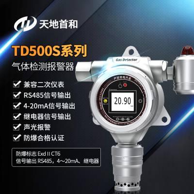 在线式苯酚检测报警仪TD500S-C6H6O?总线制气体监测探头