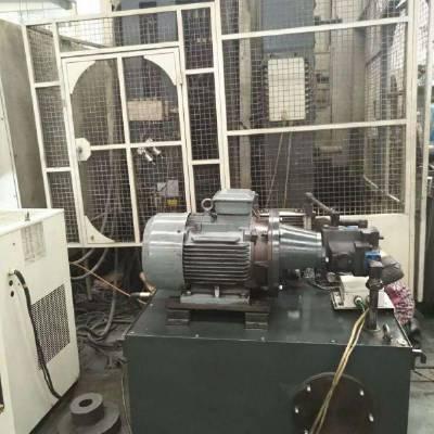 在位出售中捷THS65100x100卧式加工中心