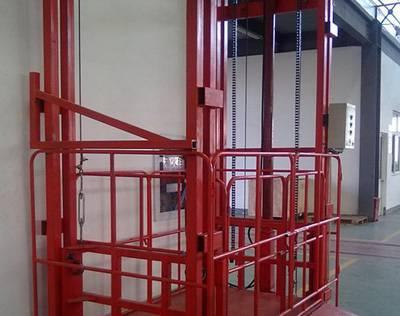 江苏导轨式升降货梯-伟业起重诚信经营-导轨式升降货梯图纸