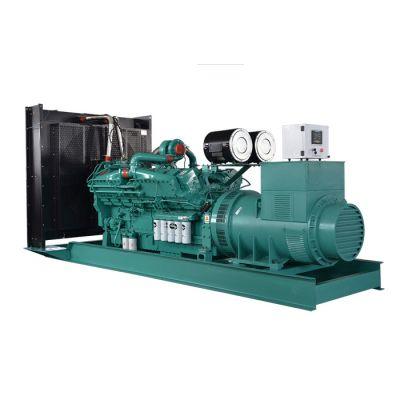 宁波500KW康明斯柴油发电机出租价格