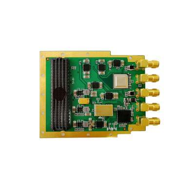 高速数据采集卡QT7131 14bit ,3GS/s ,2通道,全功率模拟输入带宽可达到 9GHz,