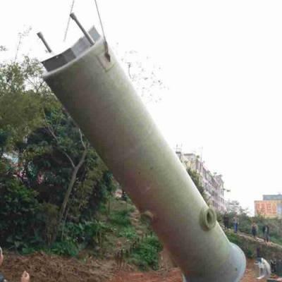 北京玻璃钢一体式泵站厂哪家好