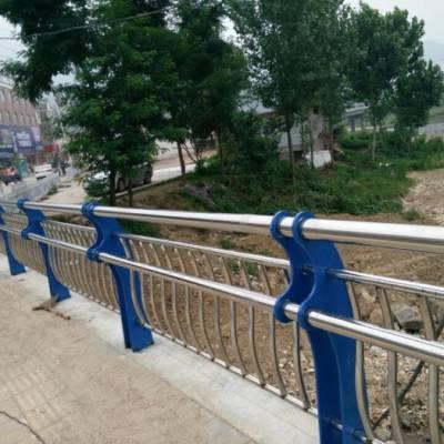 桥梁不锈钢复合管护栏生产-山东神龙金属桥梁护栏