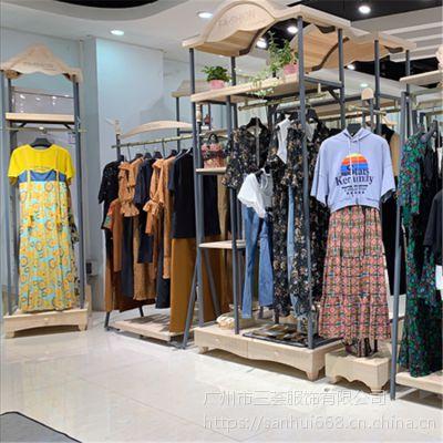 东的西19夏深圳装特价品牌折扣店 品牌折扣尾货专柜***女装店货源