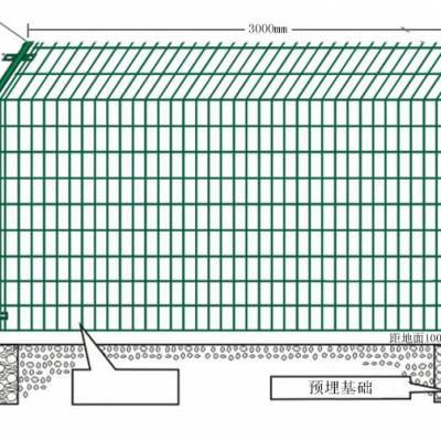 铁丝网隔离栅_高速公路隔离栅生产厂家