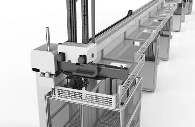 重型桁架机械手-应城桁架机械手-龙思达