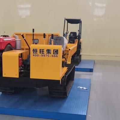 厂家直销4.0T履带式运输车 恒旺工程履带搬运车