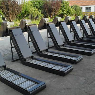 数控机床用链板排屑机 水箱链板式排屑器 输送废料铁屑自动排屑器