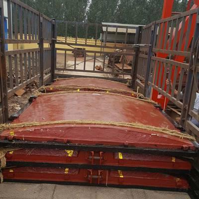 铸铁镶铜闸门1.5米 镶铜圆闸门600mm 镶铜闸门的特点及用途