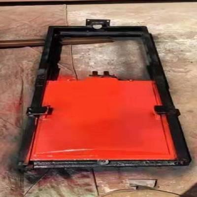 供应铸铁闸门 铸铁圆方闸门 1米 2.5米3米厂家直销 年产量足