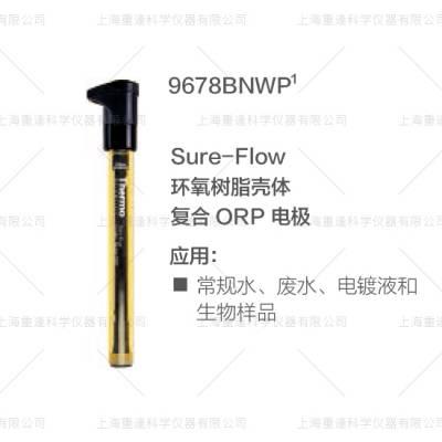 【美国奥立龙】9678BNWP Sure-Flow环氧树脂壳体复合ORP电极
