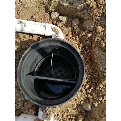 厂家报价乡村改造油水隔离井_315直径圆形隔油池