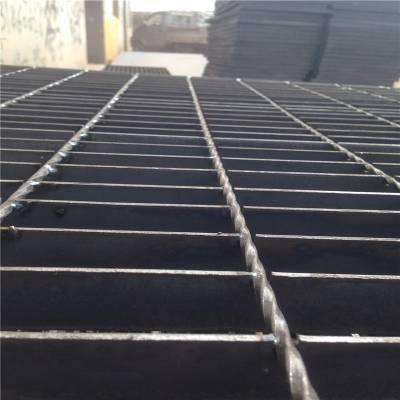 侧排雨水篦子 圆形雨水篦子 硫酸池专用钢格板