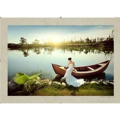 现货供应江西九江婚纱摄影船3米的尺寸