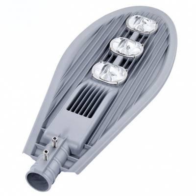 道路照明工程50W路灯头 LED市电太阳能超亮节能宝剑路灯头 三明市150W宝剑集成LED路灯