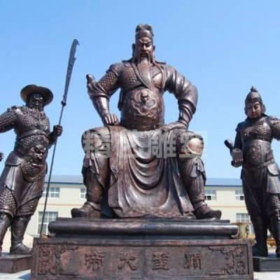 大型铸铜雕塑设计-松原铸铜雕塑设计-精艺雕塑实力厂家