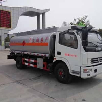 广西南宁江南批发东风轻卡车8至15立方汽油加油车