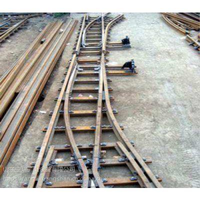 道岔 单开(DK),对称(DC),渡线(DX)三种道岔 安瑞加工生产