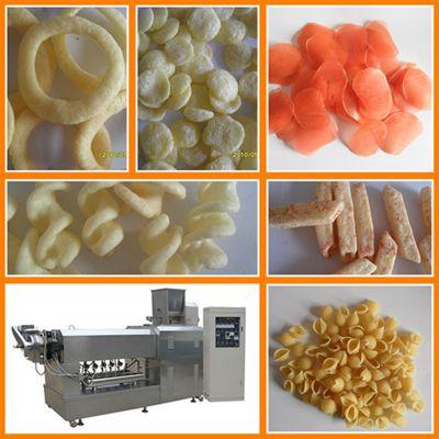 南宁膨化小食品机械 食品加工设备多少钱 休闲食品机械加工设备 朗正机械