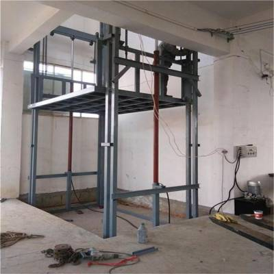 导轨式液压货梯有什么厂家?