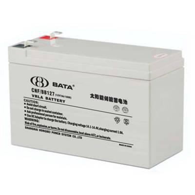 BATA蓄电池 FM/BB12100T 12V100AH/20HR 鸿贝阀控密封式铅酸蓄电池
