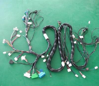 线束-青岛宏顺兴电气-线束组装