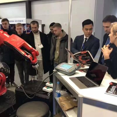 二手工业焊接机器人-工业焊接机器人-山东博裕