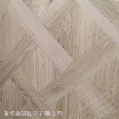 【鑫狮陶瓷】木纹砖厂家 工程仿木纹砖专业供货商 可来样定制