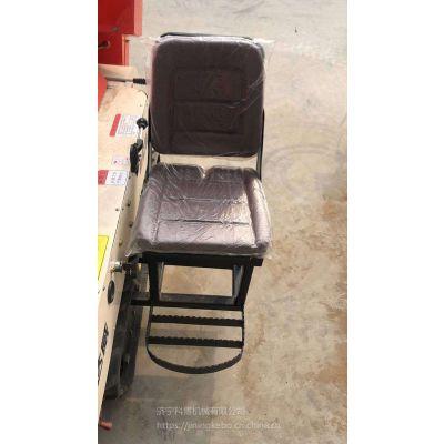 科博自走式田园管理机 小空间转弯半径小的履带式开沟施肥机 开沟机