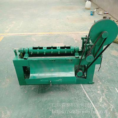 小型直丝机 铁丝钢丝调直机 金属线材镀锌丝调直切断机拉直机