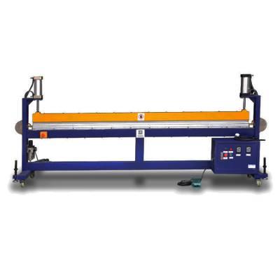 耐锢厂家供应床垫包装机械半自动封口机 包装机尺寸可定制