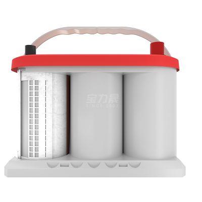 供应汽车电池 12V45AH卷绕蓄电池 汽车点火应急启动电源搭电宝