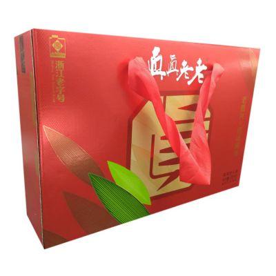 团购价56元真真老老真满堂粽子礼盒1.12kg粽子武汉2019