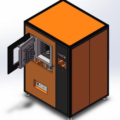 迷你型真空热压烧结炉实验真空热压炉用来做什么材料