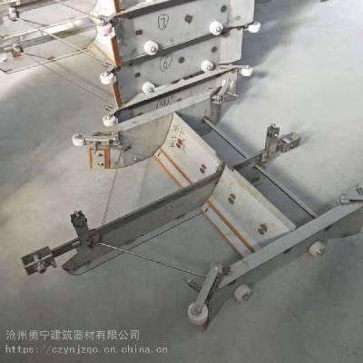厂家加工定制全自动刮粪机设备 猪场专用清粪设备 刮粪机